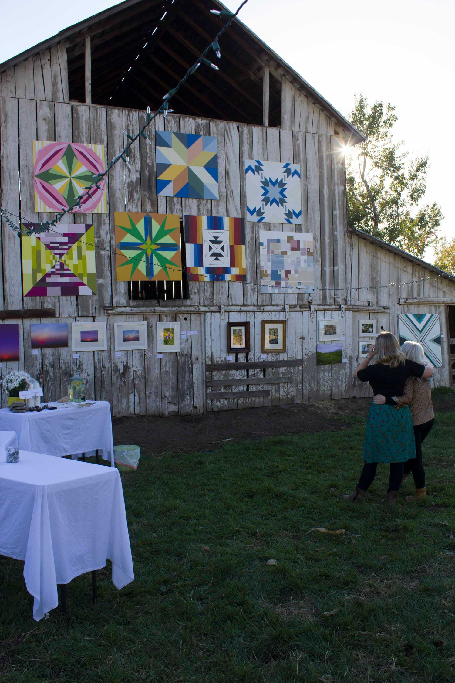 Barn Art Party 2017