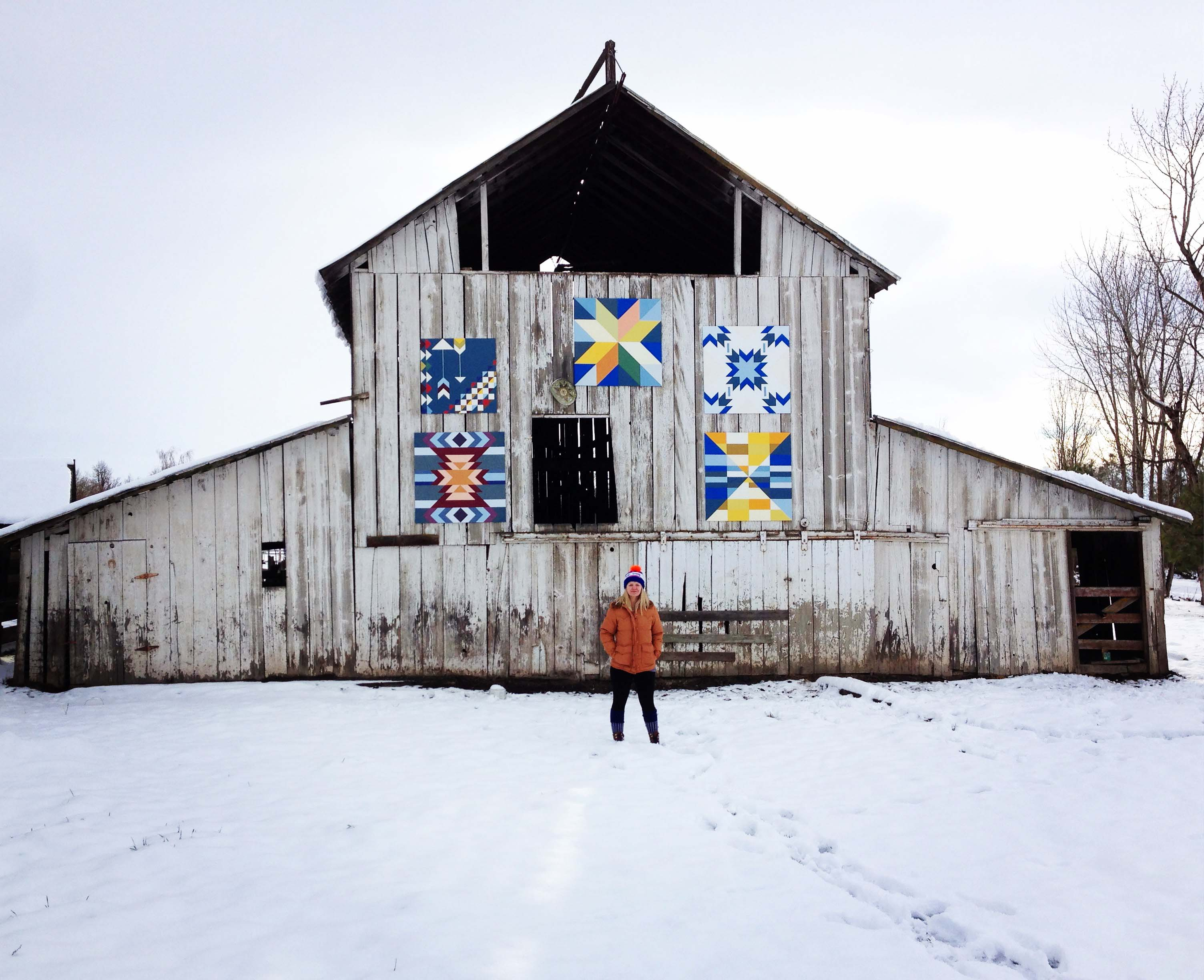 MCrane Art Barn Quilts