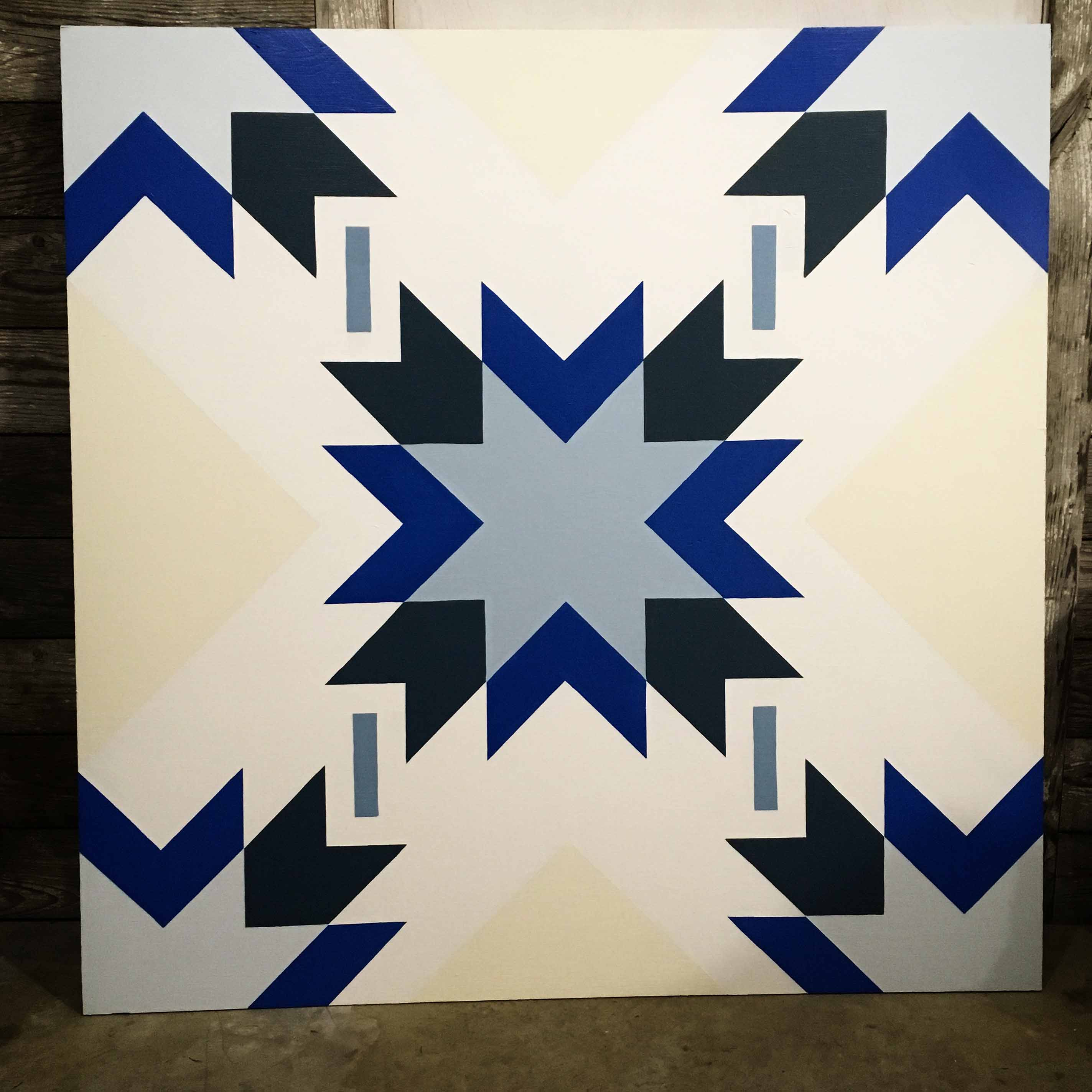 MCrane Barn Quilt Washington